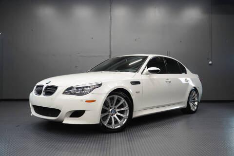 2008 BMW M5 for sale at TOPLINE AUTO GROUP in Kent WA