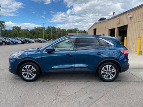 2020 Ford Escape for sale at Atchinson Ford Sales Inc in Belleville MI