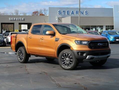 2019 Ford Ranger for sale at Stearns Ford in Burlington NC