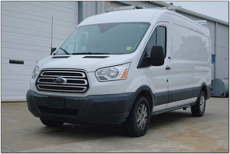2015 Ford Transit Cargo for sale at STRICKLAND AUTO GROUP INC in Ahoskie NC
