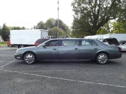 2005 Cadillac DeVille for sale at Classic Car Deals in Cadillac MI