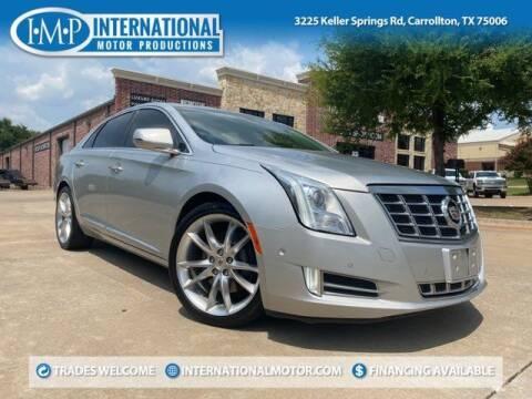 2014 Cadillac XTS for sale at International Motor Productions in Carrollton TX