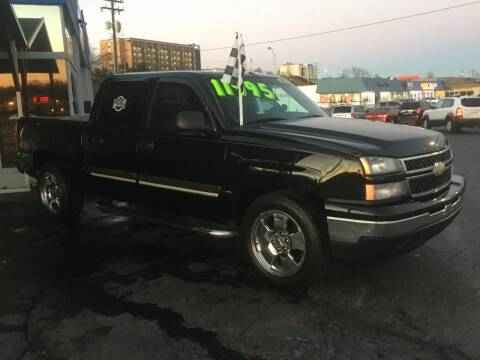 2006 Chevrolet Silverado 1500 for sale at Brian Jones Motorsports Inc in Danville VA
