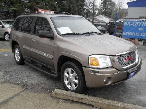 2003 GMC Envoy for sale at Weigman's Auto Sales in Milwaukee WI