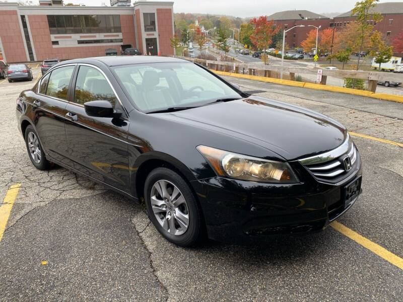 2012 Honda Accord for sale at Welcome Motors LLC in Haverhill MA