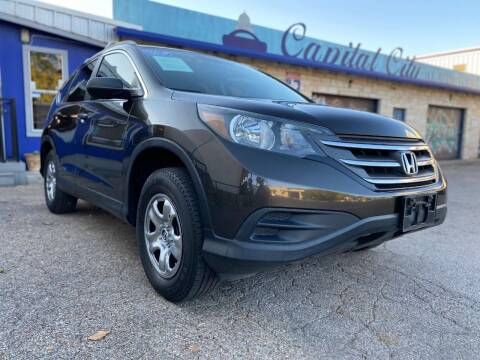 2013 Honda CR-V for sale at Capital City Automotive in Austin TX