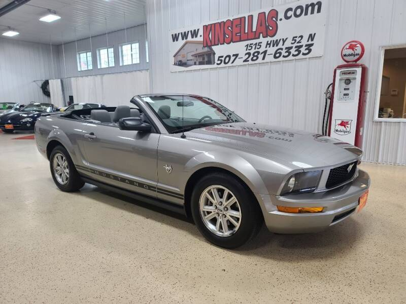2009 Ford Mustang for sale at Kinsellas Auto Sales in Rochester MN