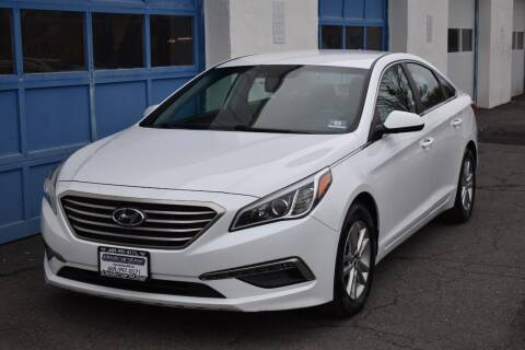 2015 Hyundai Sonata for sale at IdealCarsUSA.com in East Windsor NJ