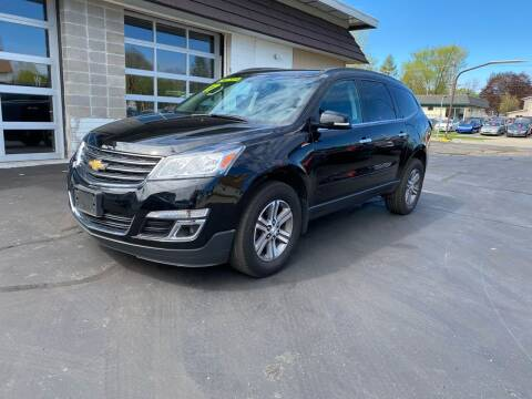 2017 Chevrolet Traverse for sale at Dream Auto Sales in South Milwaukee WI