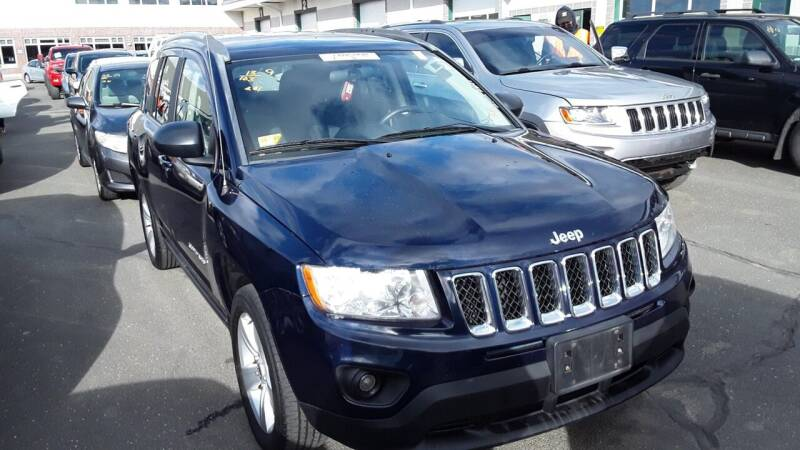 2013 Jeep Compass for sale at Father & Sons Auto Sales in Leeds NY