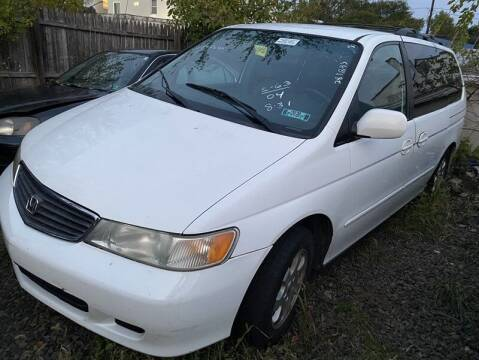 2004 Honda Odyssey for sale at Jeffrey's Auto World Llc in Rockledge PA
