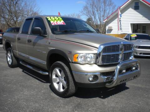 2005 Dodge Ram Pickup 1500 for sale at Houser & Son Auto Sales in Blountville TN