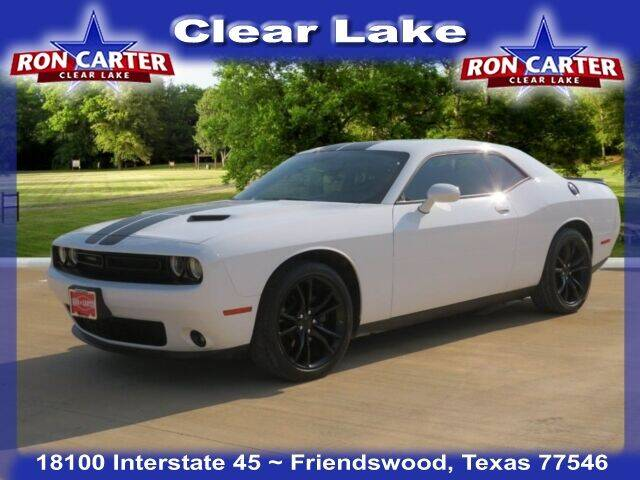 2016 Dodge Challenger Coupe SXT - Houston TX