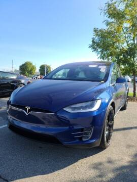 2017 Tesla Model X for sale at Coast to Coast Imports in Fishers IN