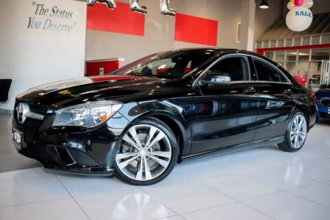 2016 Mercedes-Benz CLA for sale at Quality Auto Center in Springfield NJ