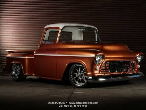 1955 Chevrolet C/K 20 Series for sale at Sierra Classics & Imports in Reno NV