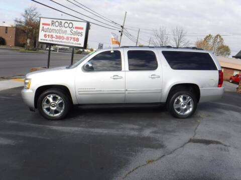 2010 Chevrolet Suburban for sale at Rob Co Automotive LLC in Springfield TN