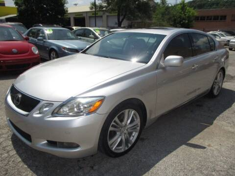 2007 Lexus GS 450h for sale at Ideal Auto in Kansas City KS