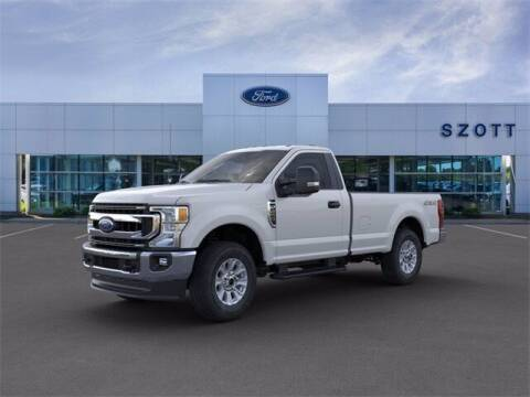2021 Ford F-250 Super Duty for sale at Szott Ford in Holly MI