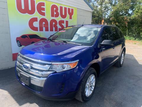 2013 Ford Edge for sale at Right Price Auto Sales in Murfreesboro TN