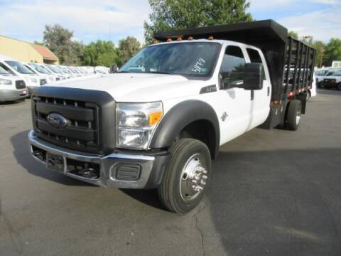 2014 Ford F-450 Super Duty for sale at Norco Truck Center in Norco CA