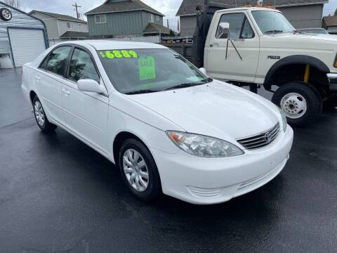 2006 Toyota Camry for sale at 3 BOYS CLASSIC TOWING and Auto Sales in Grants Pass OR