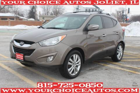 2013 Hyundai Tucson for sale at Your Choice Autos - Joliet in Joliet IL