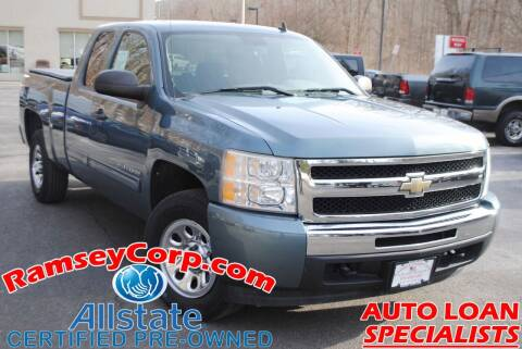 2010 Chevrolet Silverado 1500 for sale at Ramsey Corp. in West Milford NJ