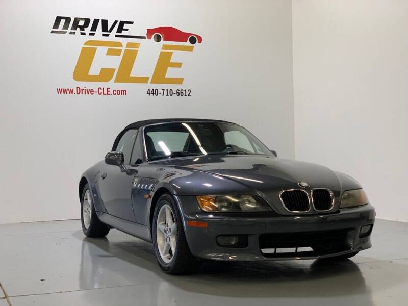 1999 BMW Z3 for sale at Drive CLE in Willoughby OH