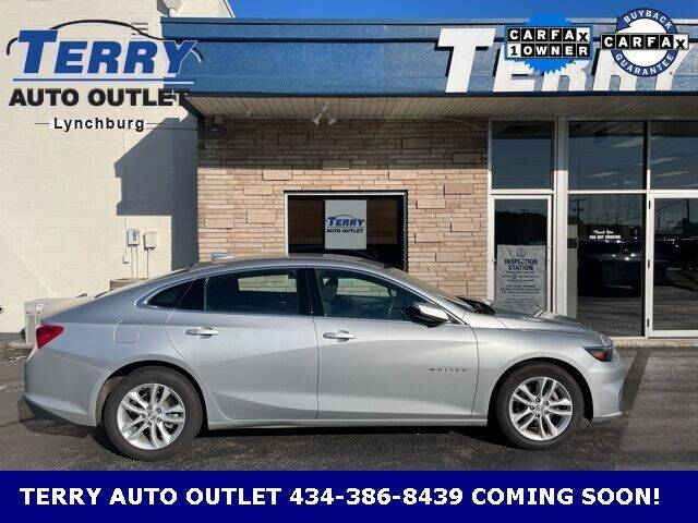 2018 Chevrolet Malibu for sale at Terry Auto Outlet in Lynchburg VA