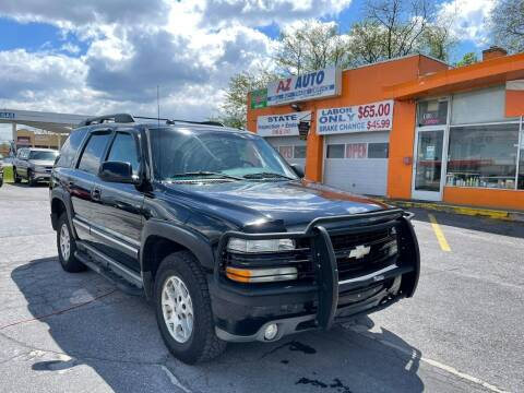 2005 Chevrolet Tahoe for sale at AZ AUTO in Carlisle PA