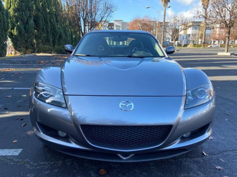 2005 Mazda RX-8 for sale at Chase Remarketing in Fremont CA