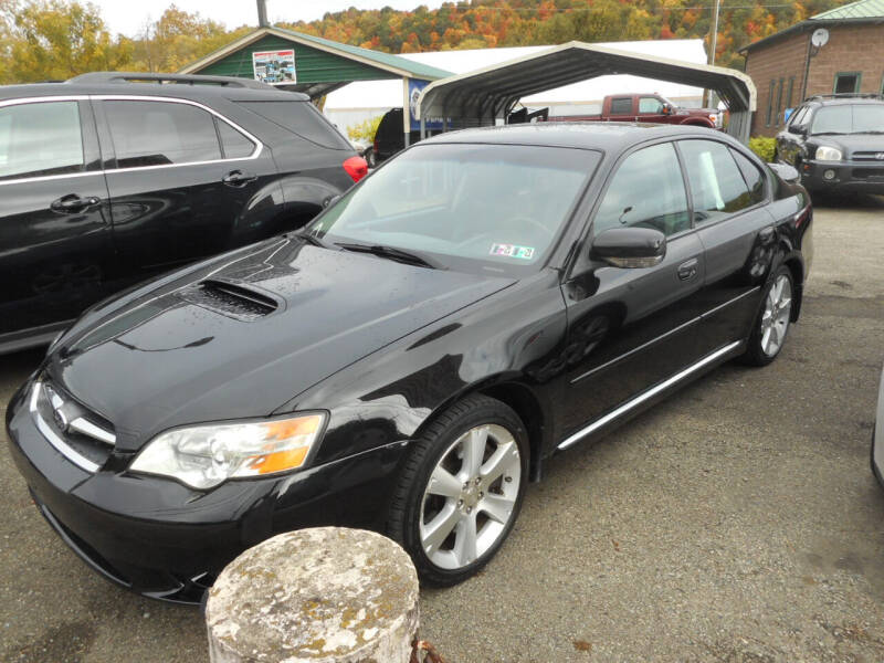 2007 Subaru Legacy for sale at Sleepy Hollow Motors in New Eagle PA