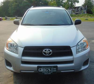 2010 Toyota RAV4 for sale at Greg's Auto Sales in Searsport ME