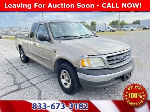 2003 Ford F-150 for sale at Glenbrook Dodge Chrysler Jeep Ram and Fiat in Fort Wayne IN