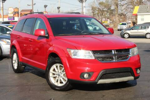 2017 Dodge Journey for sale at Dynamics Auto Sale in Highland IN