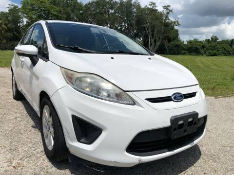 2013 Ford Fiesta for sale at Auto Export Pro Inc. in Orlando FL
