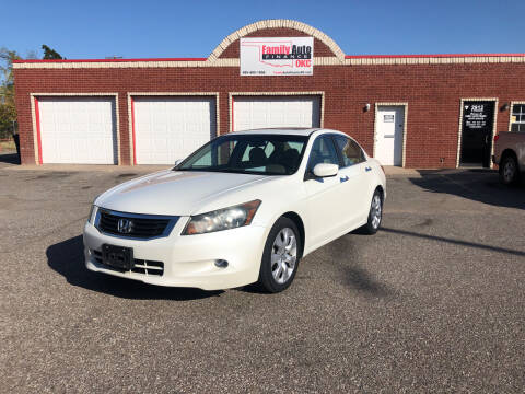 2009 Honda Accord for sale at Family Auto Finance OKC LLC in Oklahoma City OK