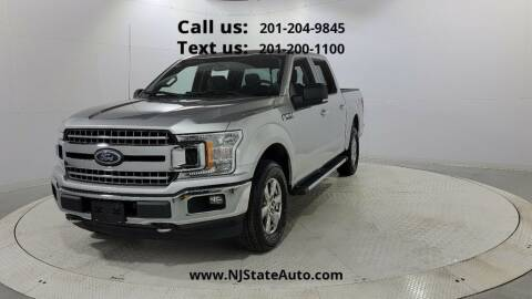 2018 Ford F-150 for sale at NJ State Auto Used Cars in Jersey City NJ