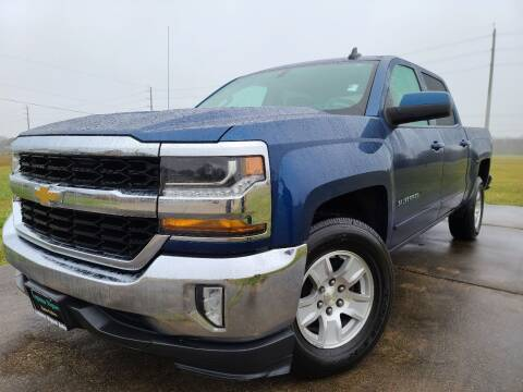 2017 Chevrolet Silverado 1500 for sale at Laguna Niguel in Rosenberg TX
