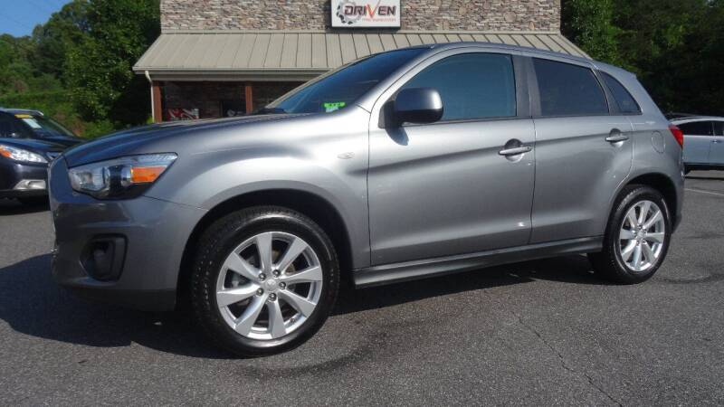 2014 Mitsubishi Outlander Sport for sale at Driven Pre-Owned in Lenoir NC