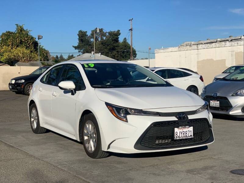 2020 Toyota Corolla for sale at H & K Auto Sales & Leasing in San Jose CA