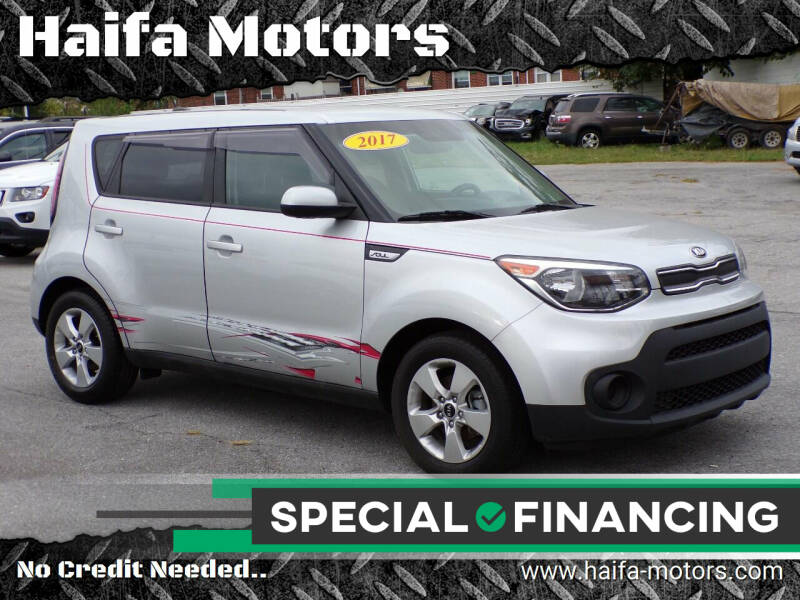 2017 Kia Soul for sale at Haifa Motors in Philadelphia PA