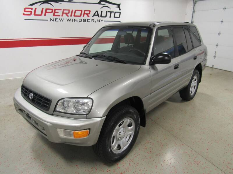 2000 Toyota RAV4 for sale at Superior Auto Sales in New Windsor NY
