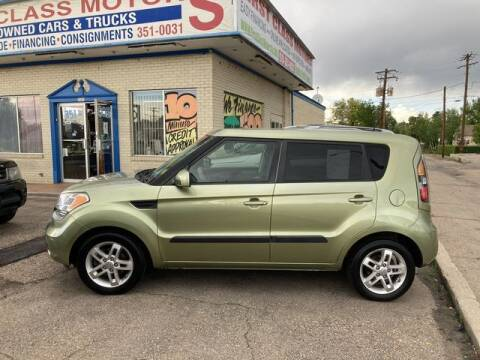 2011 Kia Soul for sale at First Class Motors in Greeley CO