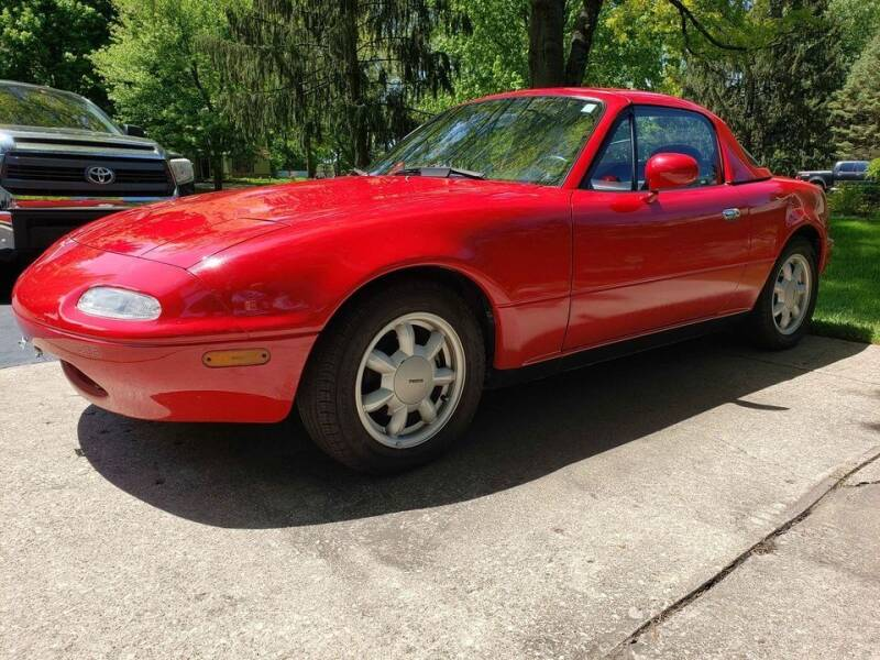 1990 Mazda MX-5 Miata for sale at Time To Buy Auto in Baltimore OH