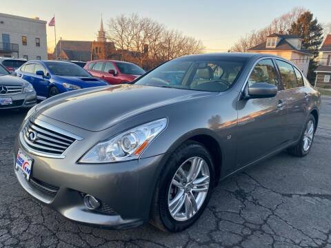 2015 Infiniti Q40 for sale at 1NCE DRIVEN in Easton PA