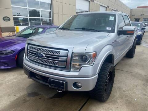 2013 Ford F-150 for sale at Smart Chevrolet in Madison NC