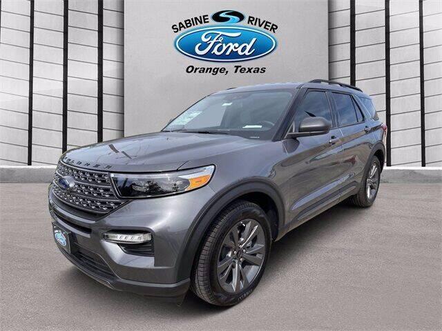 2021 Ford Explorer for sale in Orange, TX