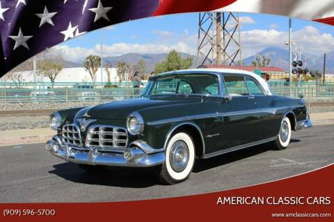 1955 Imperial Newport for sale at American Classic Cars in La Verne CA